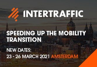 Intertraffic Amstradram 23-26 March 2021