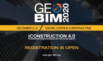 GEOBIM 3-4 Dec 2020