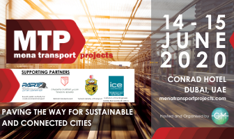 MENA Transport Projects 14-15 June 2020
