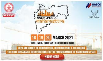 Construct Maharashtra 18-20 Mar 2021