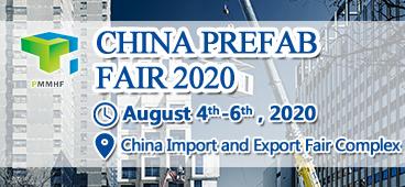 China Prefab 4-6 Aug 2020