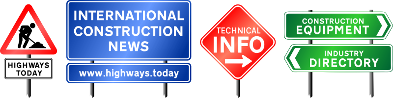 Highways.Today - International Construction News - Technical Info - Construction Equipment - Industry Directory