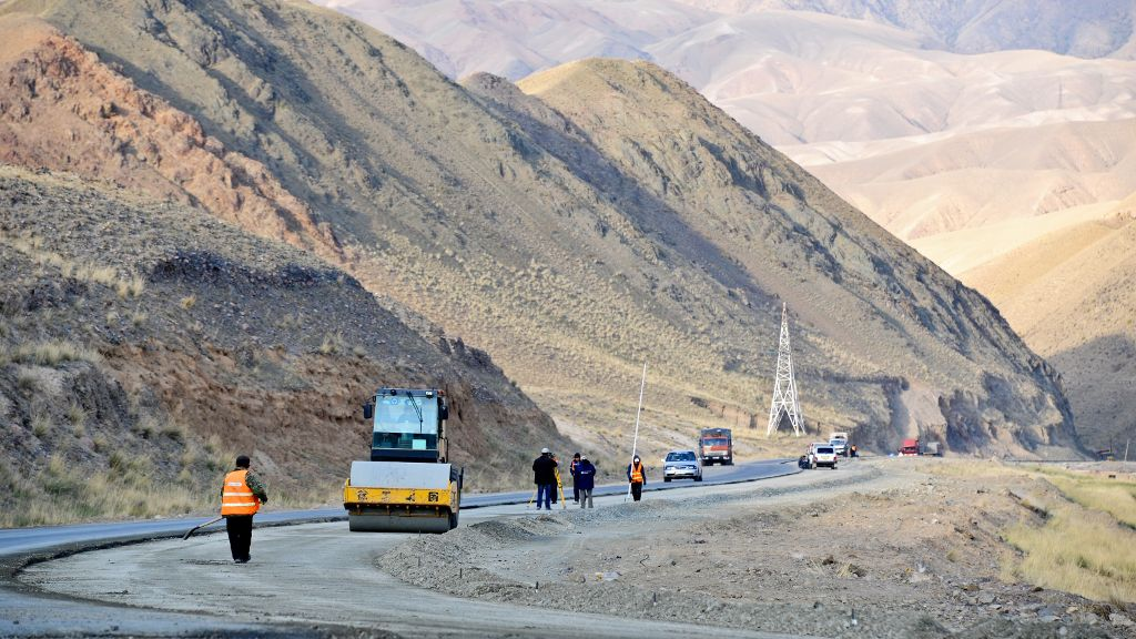 Kyrgyz Republic Sign Agreement for North-South Alternate Road Corridor Rehabilitation