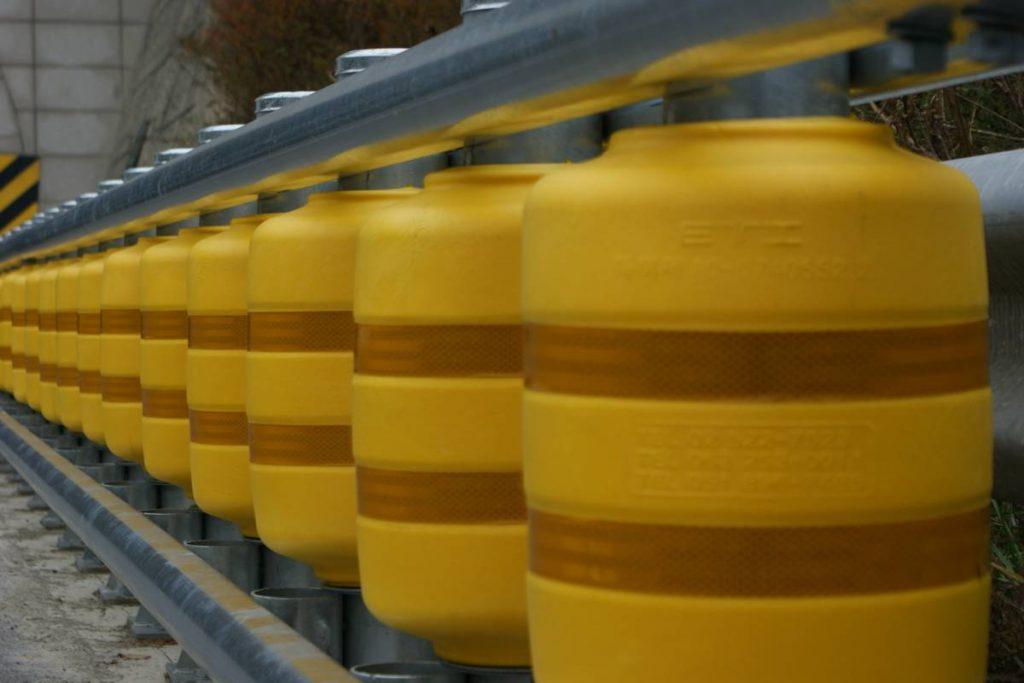 ETI Roller Guardrail System