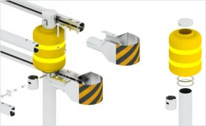 ETI Rolling Guardrail System