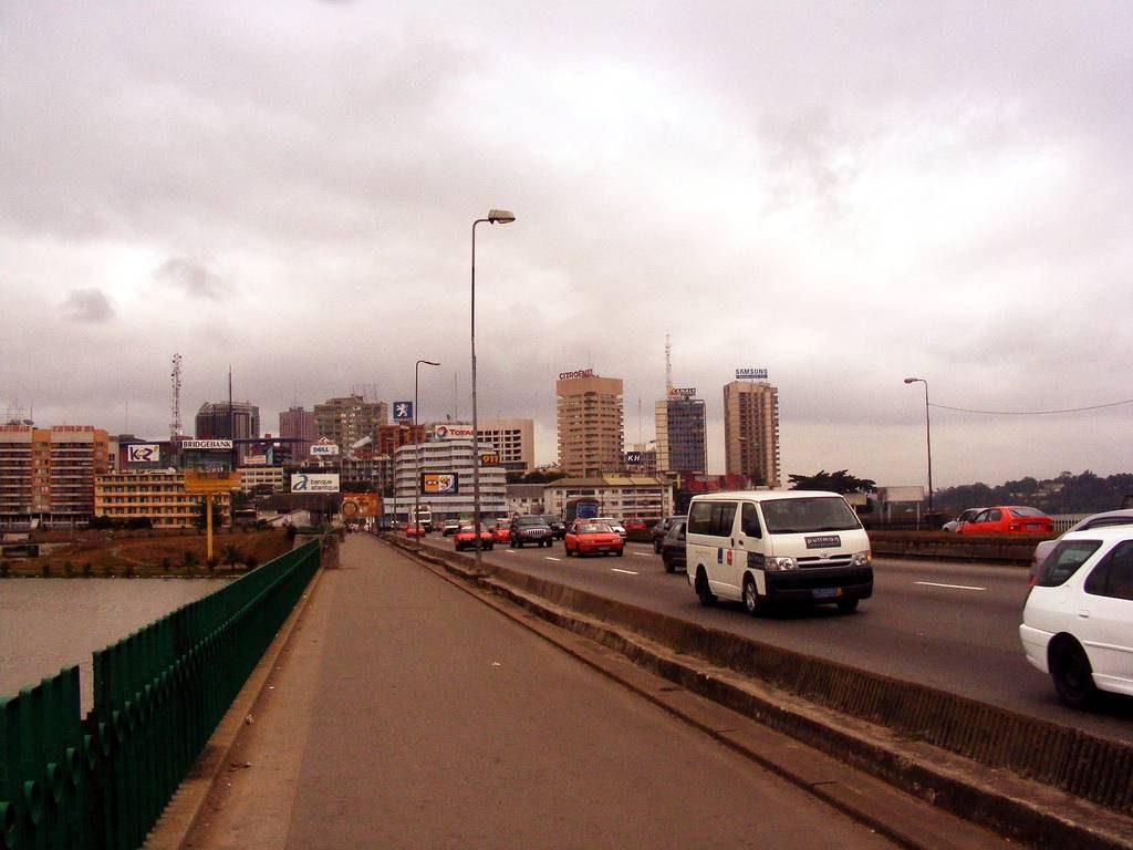 Pont de Gaille Abidjan