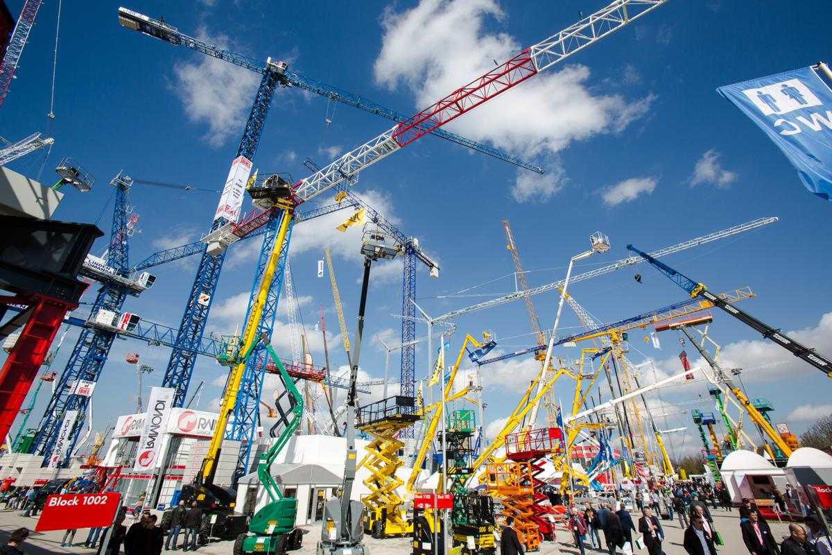 Bauma Germany 2019