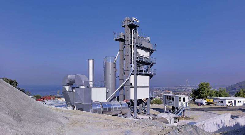 ABA UniBatch Asphalt Plant (www.fotopizza.com)