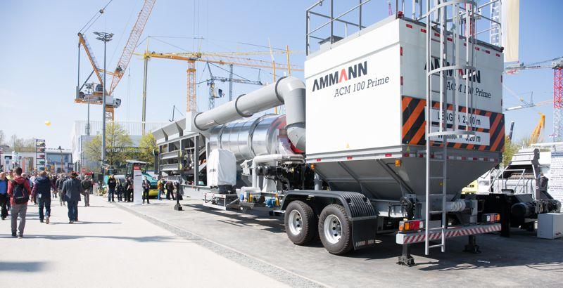 ACM 100 Prime Asphalt Plant