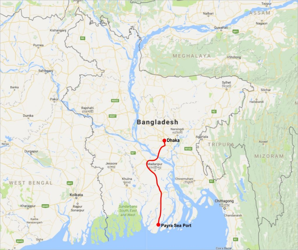 Bangladesh High Capacity Railway Project