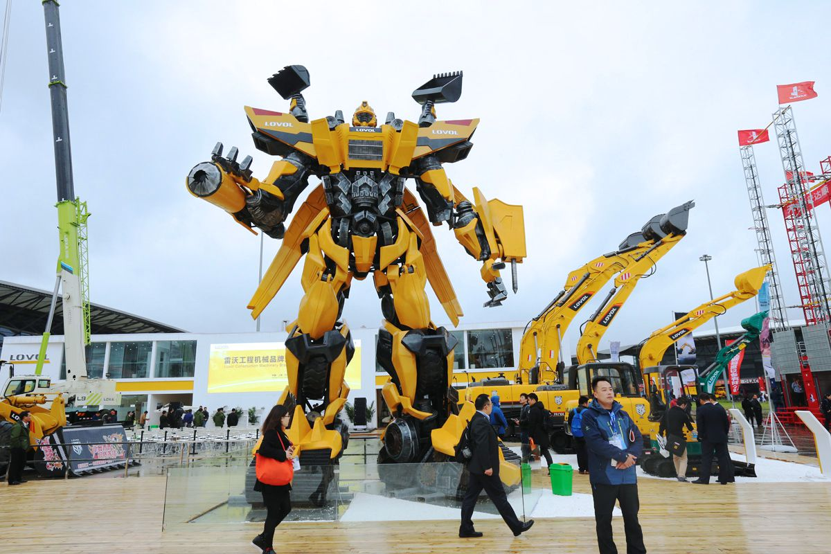bauma China 2016 receives over 170,000 visitors from 149 countries and regions