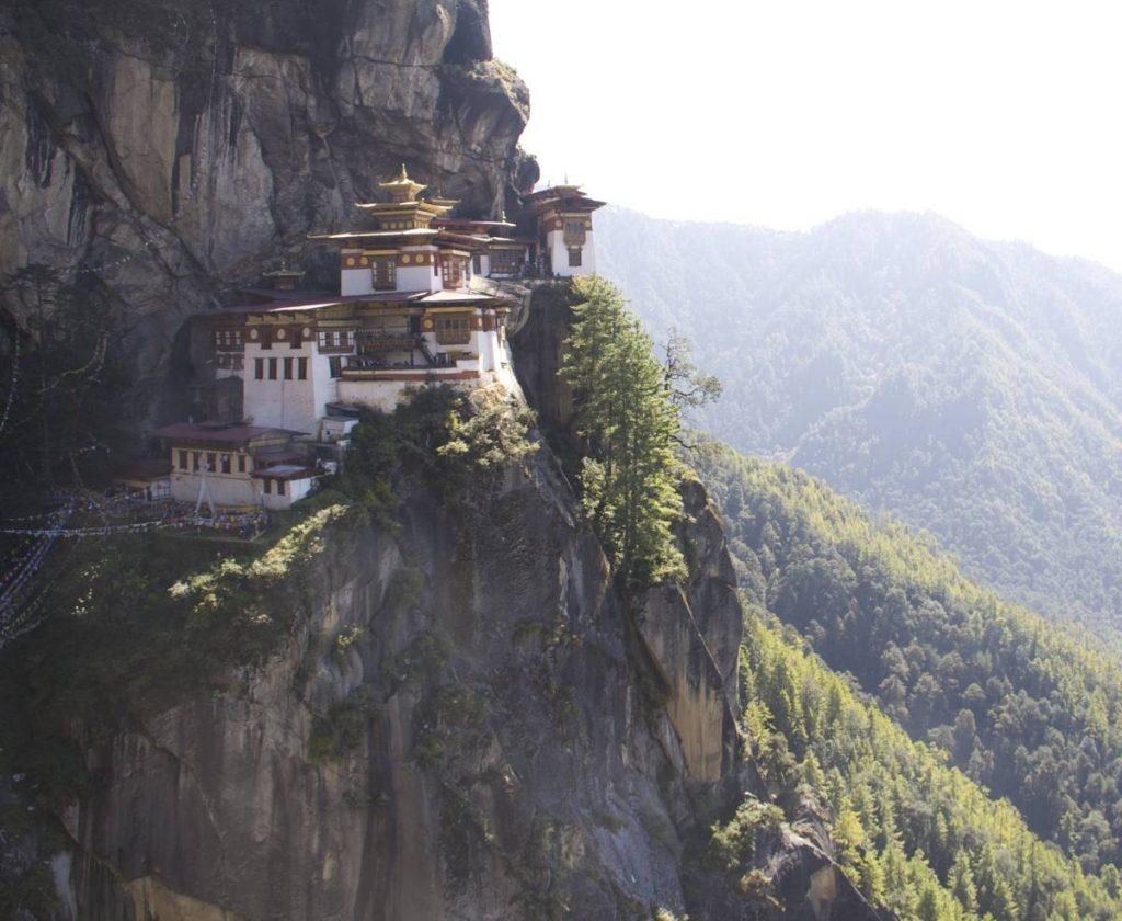 Bhutan Tigers Rest
