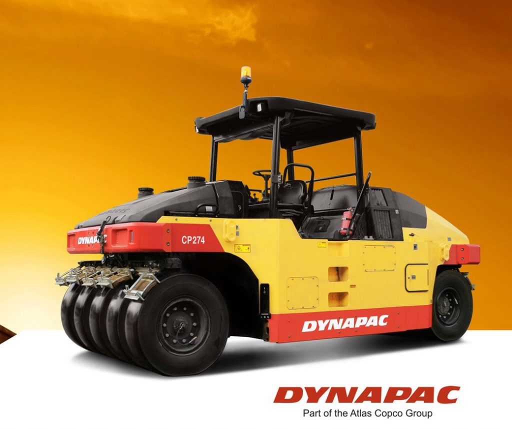 Dynapac Roller