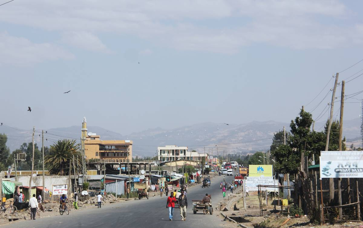 Ethiopia applies for AfDB funding for 160.7km road programme