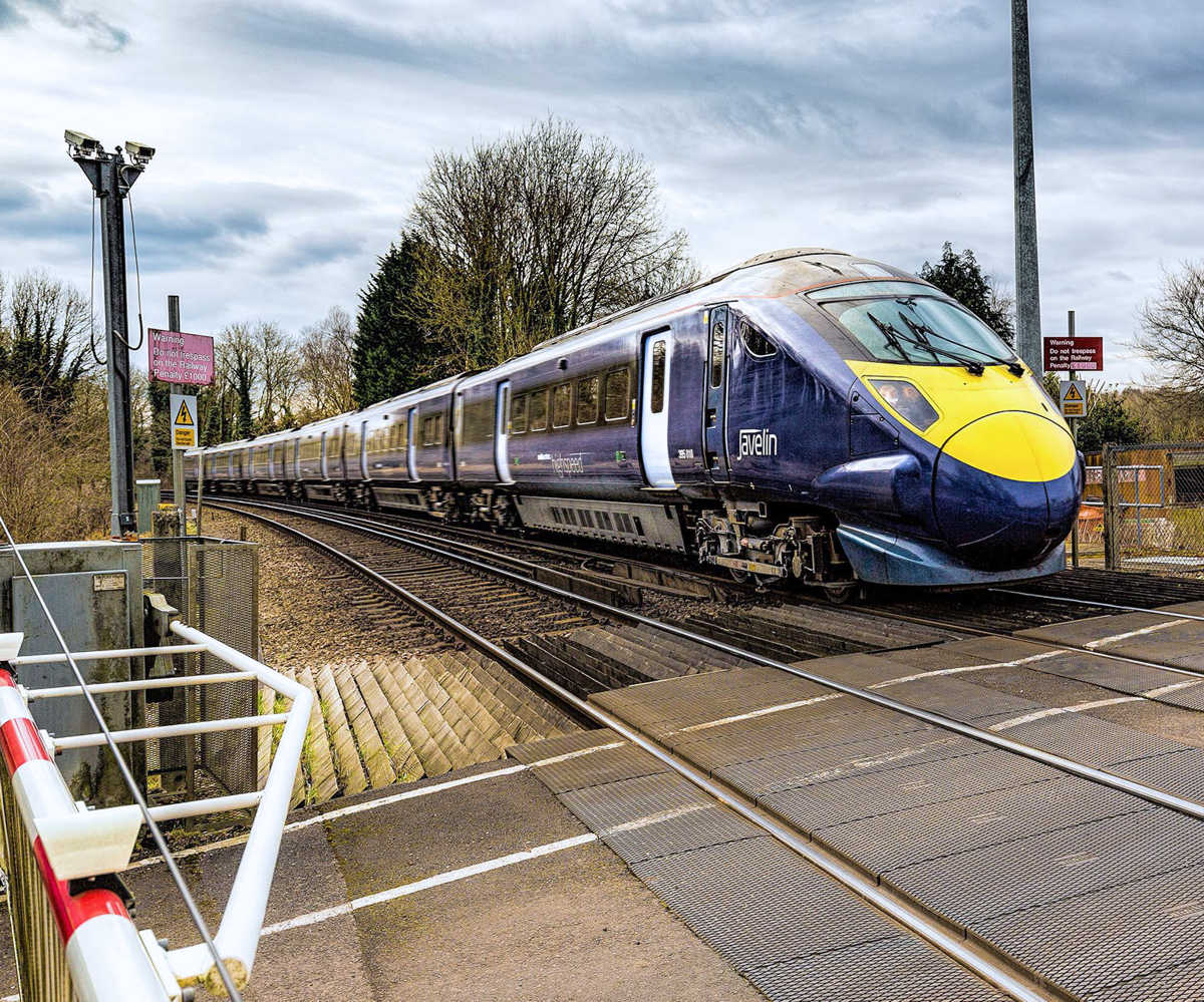 Britain's HS2 £2.75 billion High Speed Rail to go out to Contract