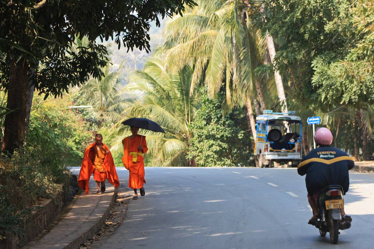 World Bank gives Laos US$25m to strengthen and climate-proof rural roads