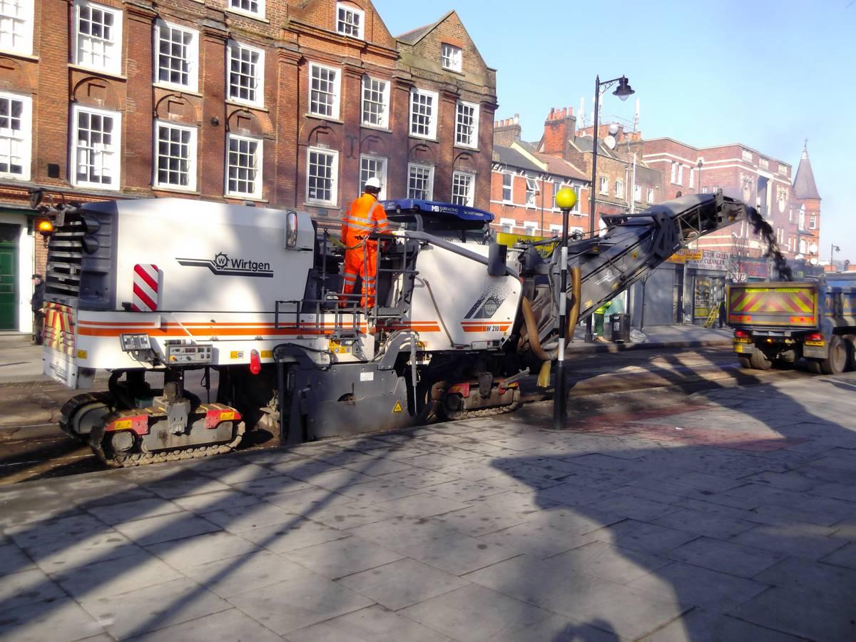 Department of Transport allocates Councils £1.2 billion for road improvement