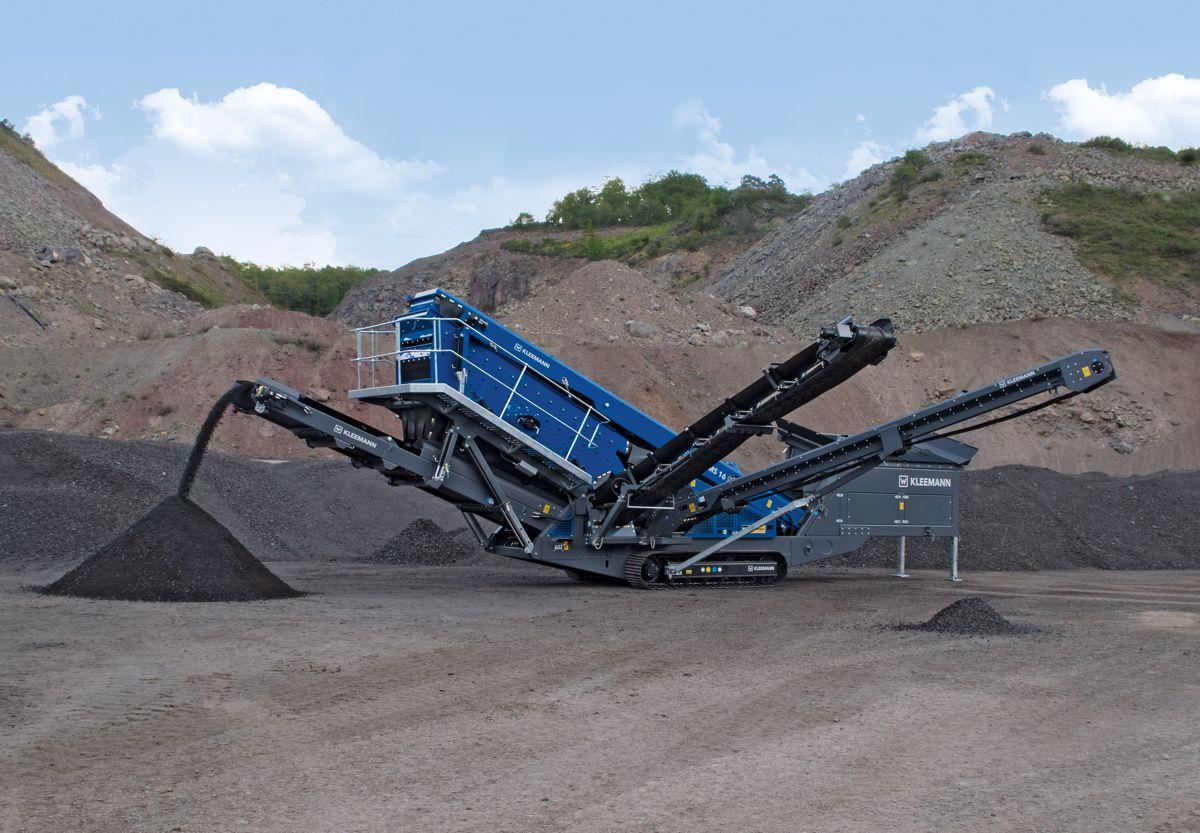 Kleemann and Benninghoven bring improved efficiency in asphalt recycling