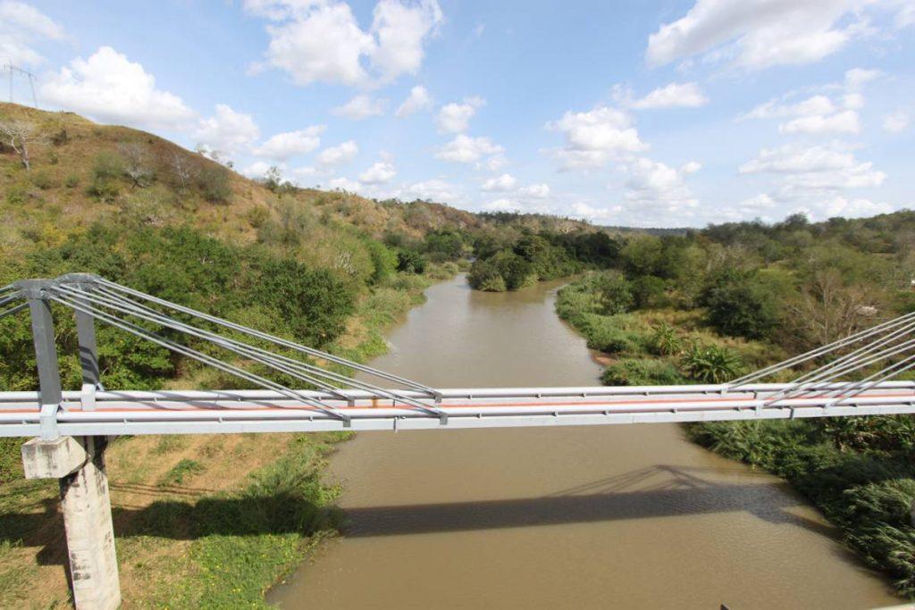 Tanzania Bridge