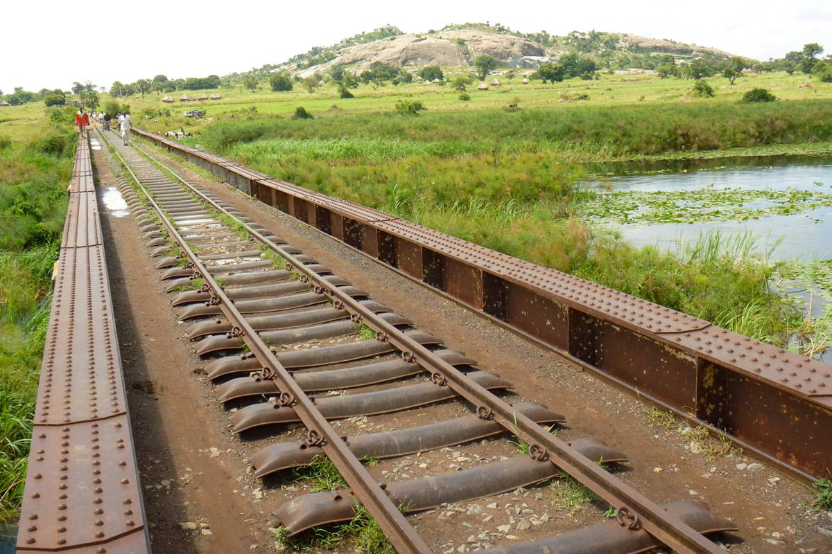 Uganda Standard Gauge Railway Project