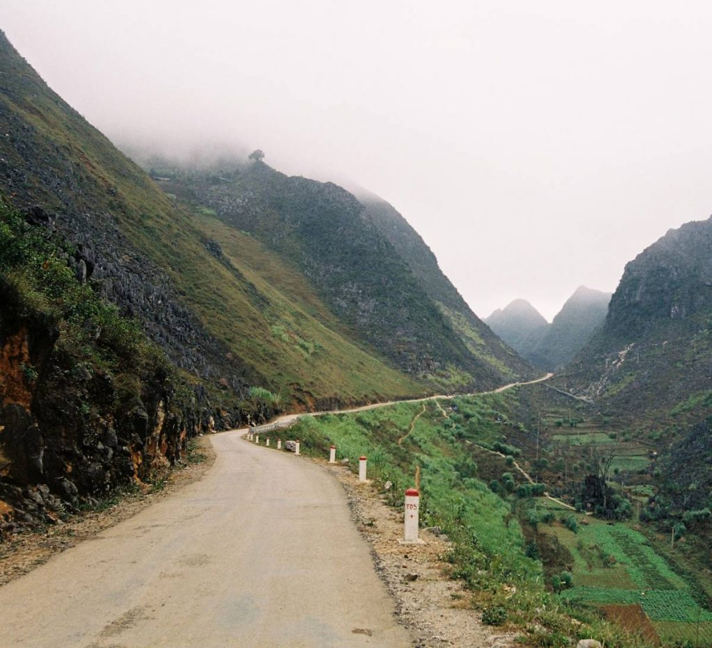 Vietnam Country Road
