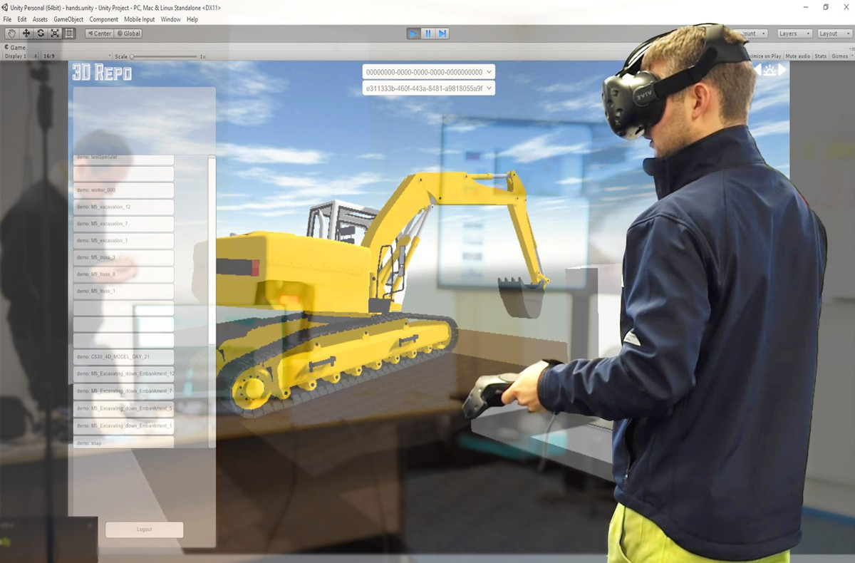 3DRepo develop safety virtual reality app for Balfour Beatty and Highways England