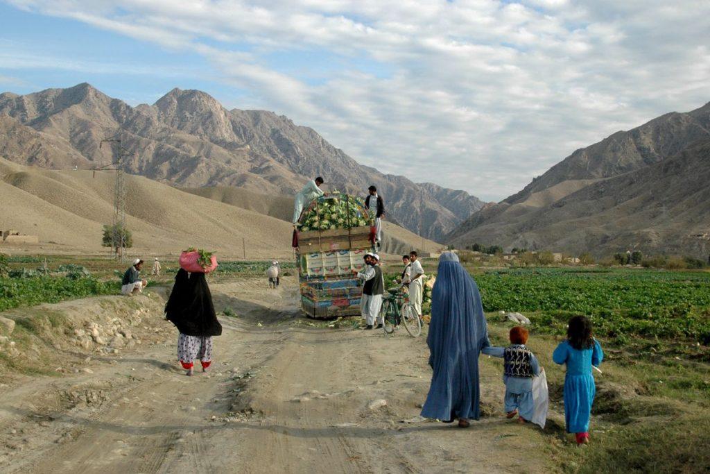 Afghanistan Rural Roads by Afghanistan Matters