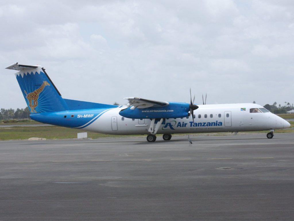 Air Tanzania Dash 8