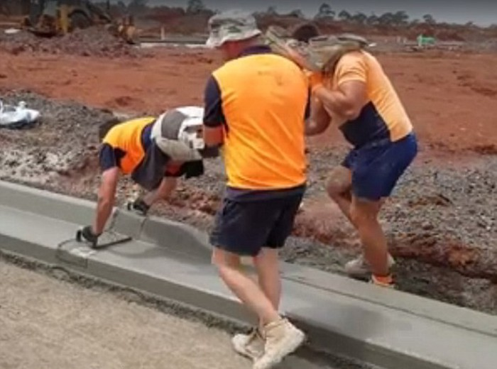 Australian Concrete Curb Experts