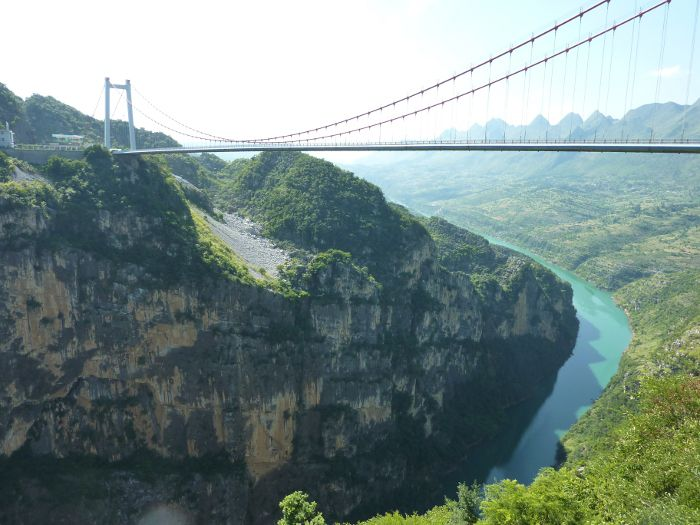 Beipanjiang Suspension Bridge