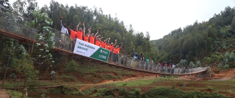 COWI Rwanda Bridge