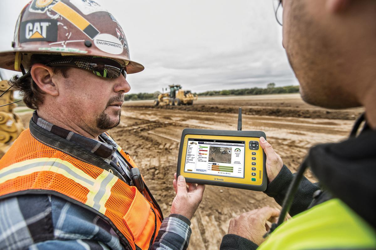 Caterpillar to launch updated VisionLink® at ConExpo 2017 to monitor all your equipment