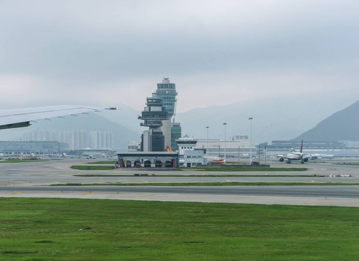 COWI - Donaldson Associates win Hong Kong Airport contracts