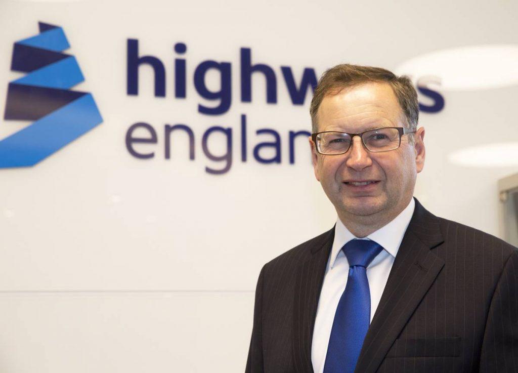 Jim O'Sullivan of Highways England