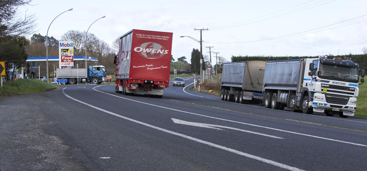 New Zealand give residents 5 safety improvement options for State Highway 1