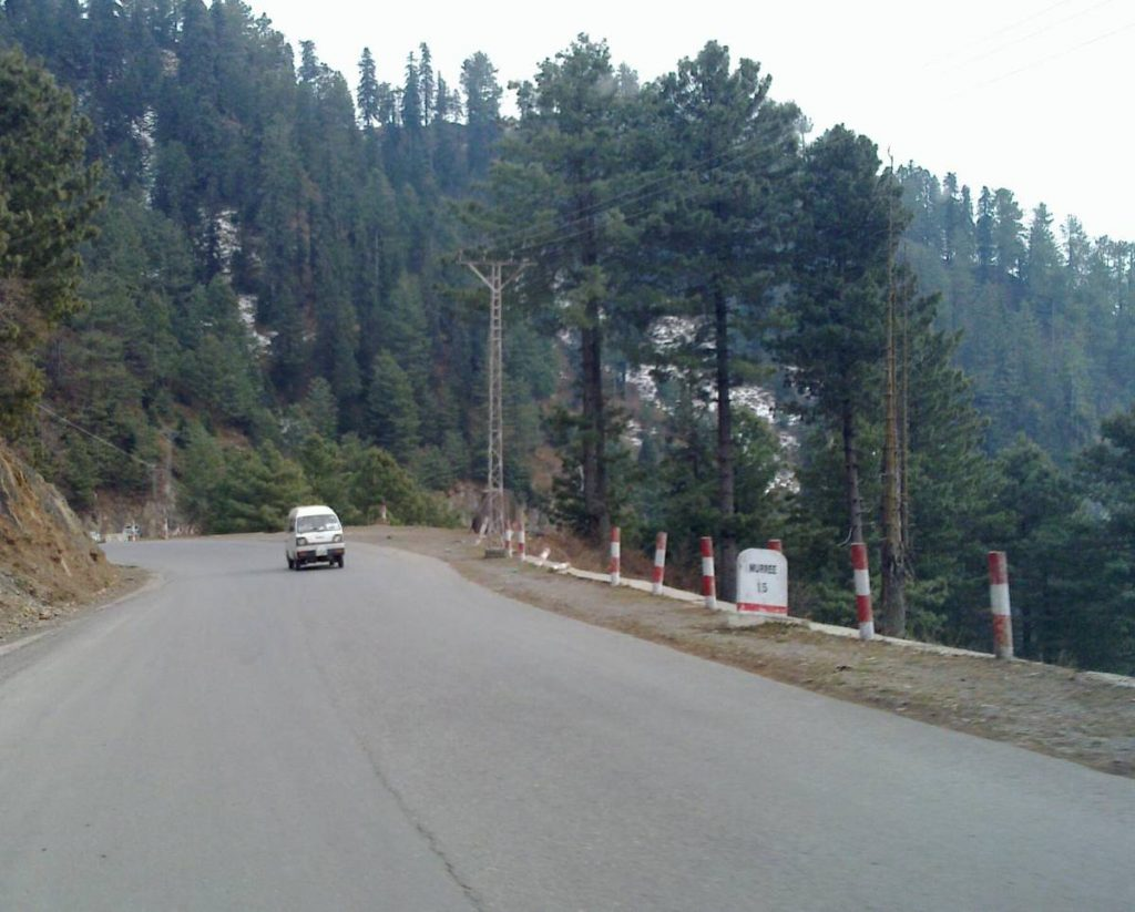 Northern Pakistan Roadway