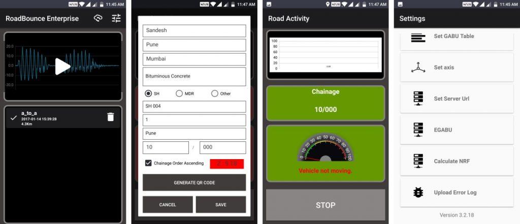 RoadBounce App