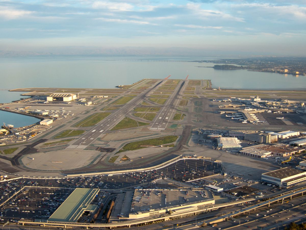 San Francisco Airport Outlines 4 Month Plan To