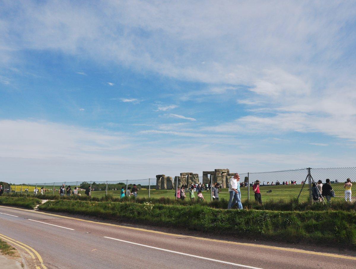 Tunnel Proposalunder England's Stonehenge World Heritage Site