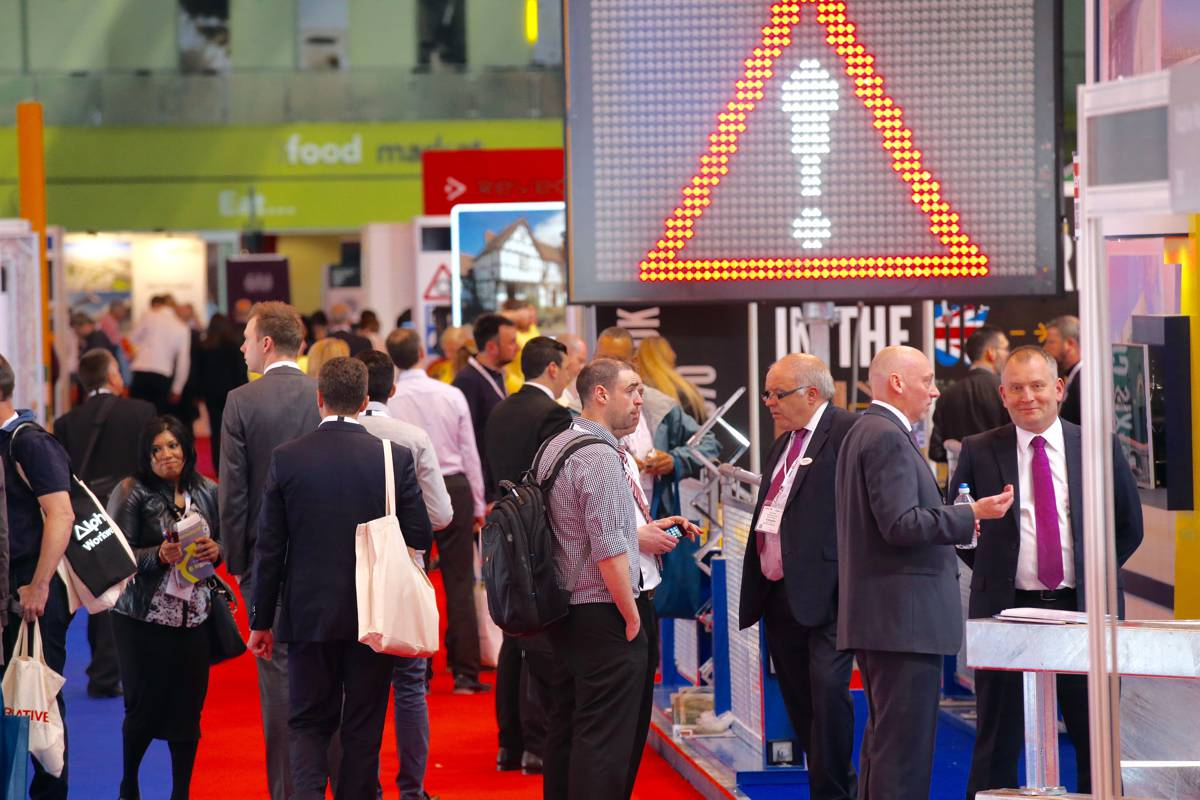 Traffex 2017, Europe's largest Highways event, returns for its 28th Year