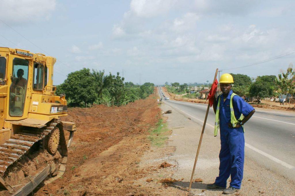 Uganda Road Contractor