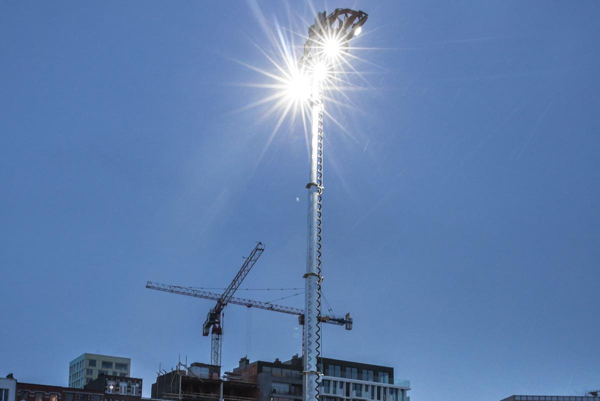 Atlas Copco unveils complete LED HiLight tower lightingrange for a brighter, safer and more productive site
