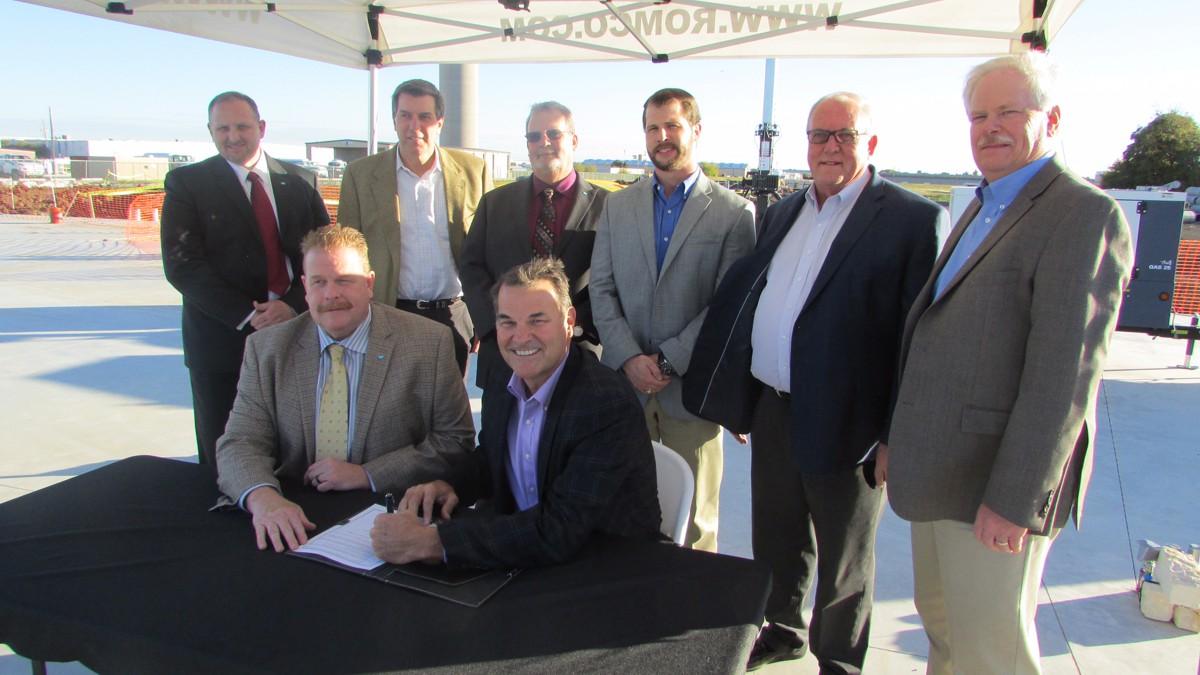 ROMCO Equipment joins Atlas Copco Construction Equipment dealer network