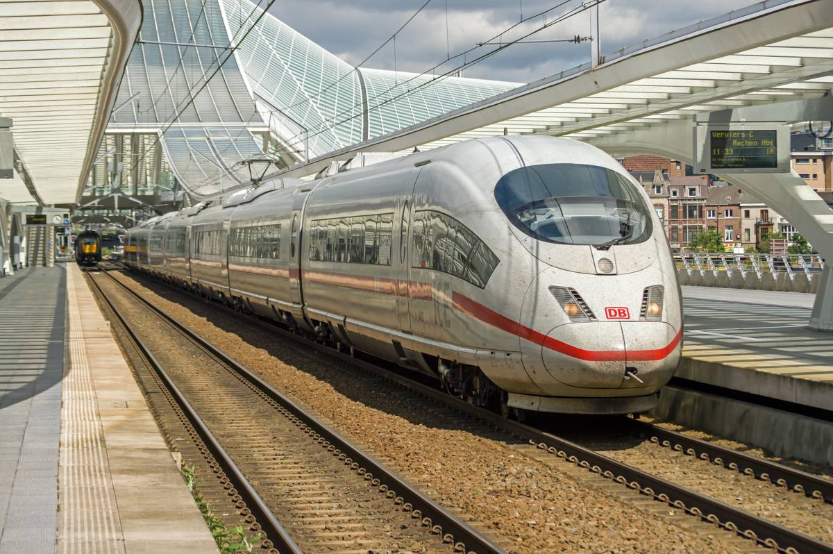 European Investment Bank loans Belgium's SNCB€600m euro for new train stock