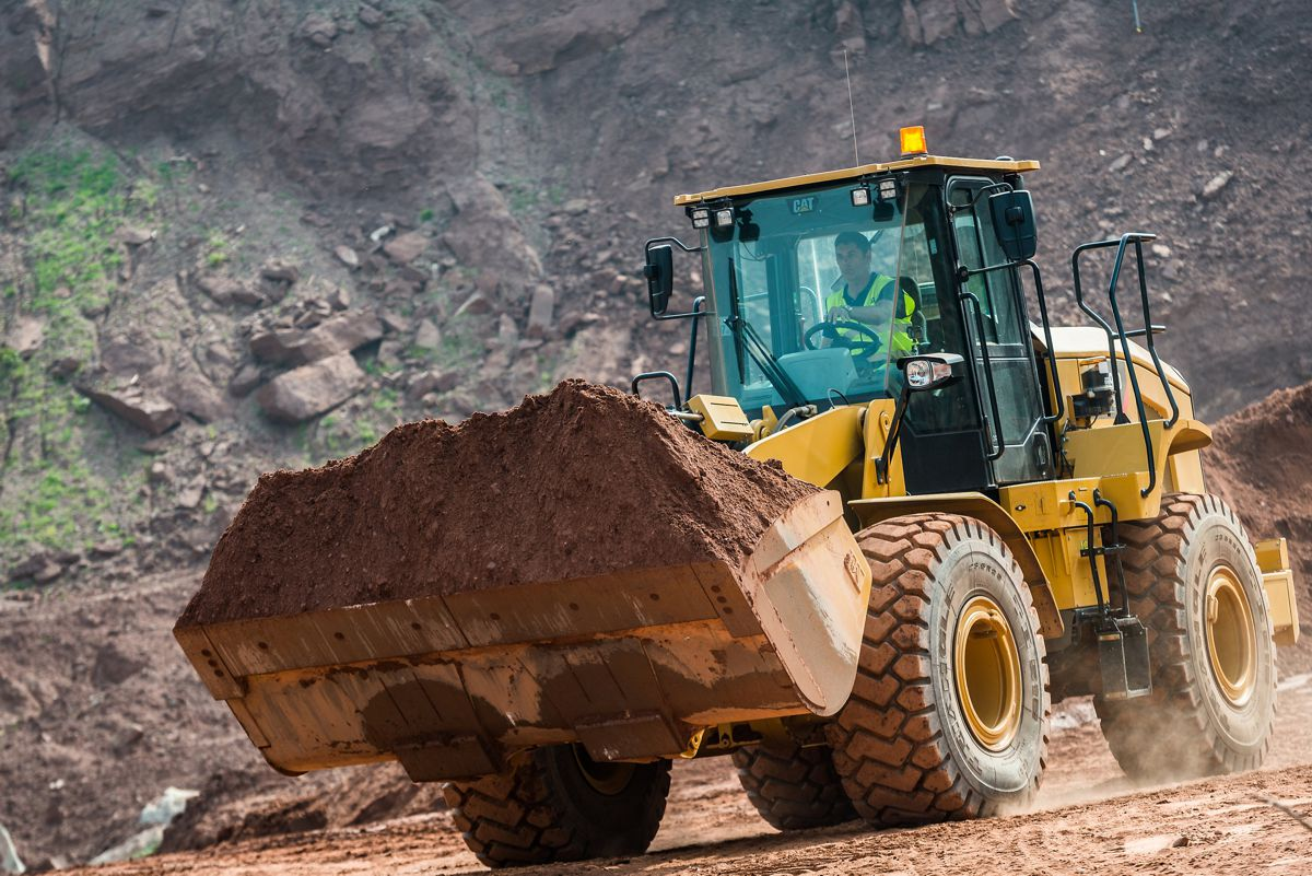 Cat introduces 950 GC Wheel Loaderto North America and Europe