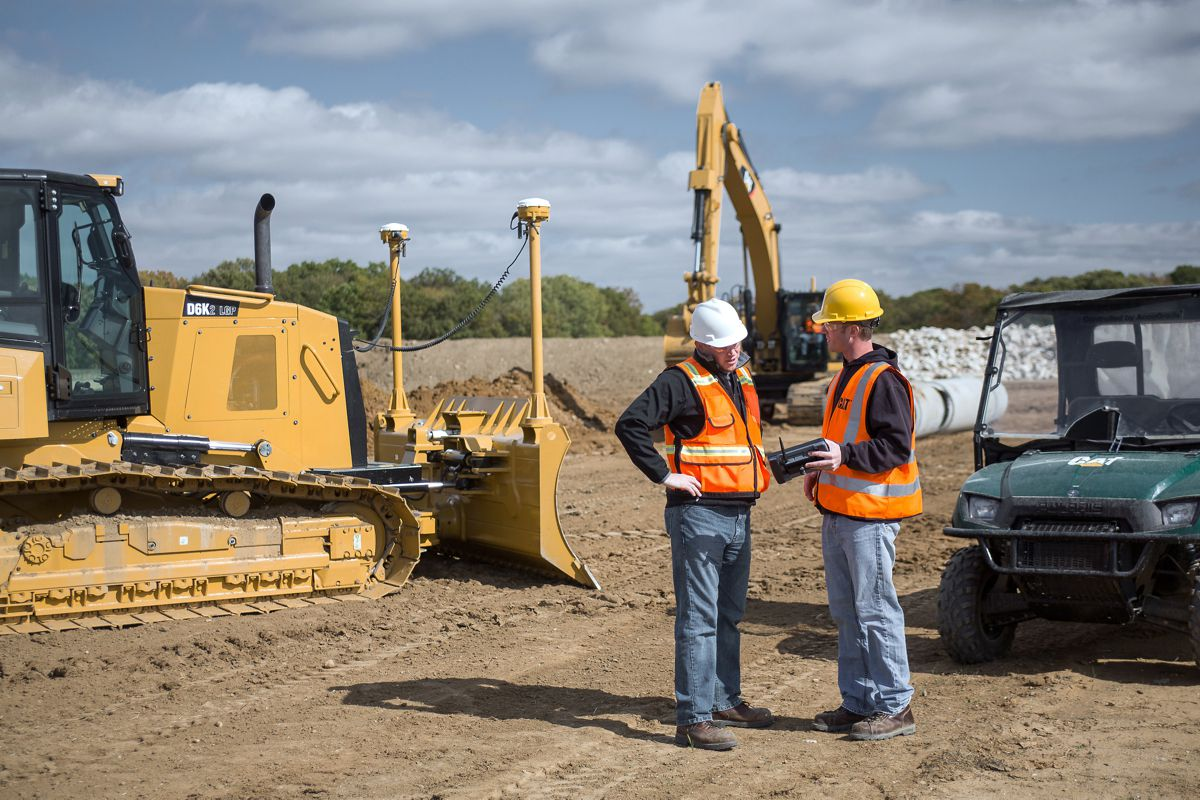 Caterpillar launches Cat Connect productivity services at ConExpo