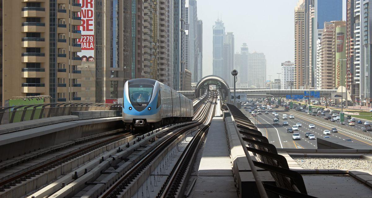 Dubai extends driverless Metro 15km to serve World Expo 2020