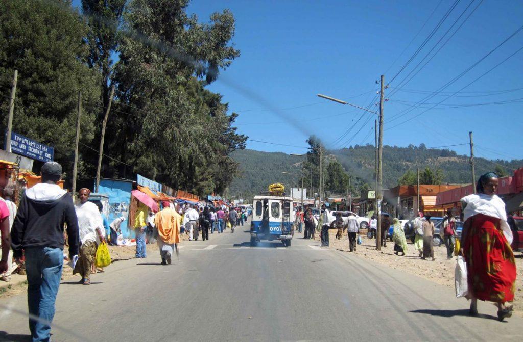 Entoto Market Ethiopia by Neiljs