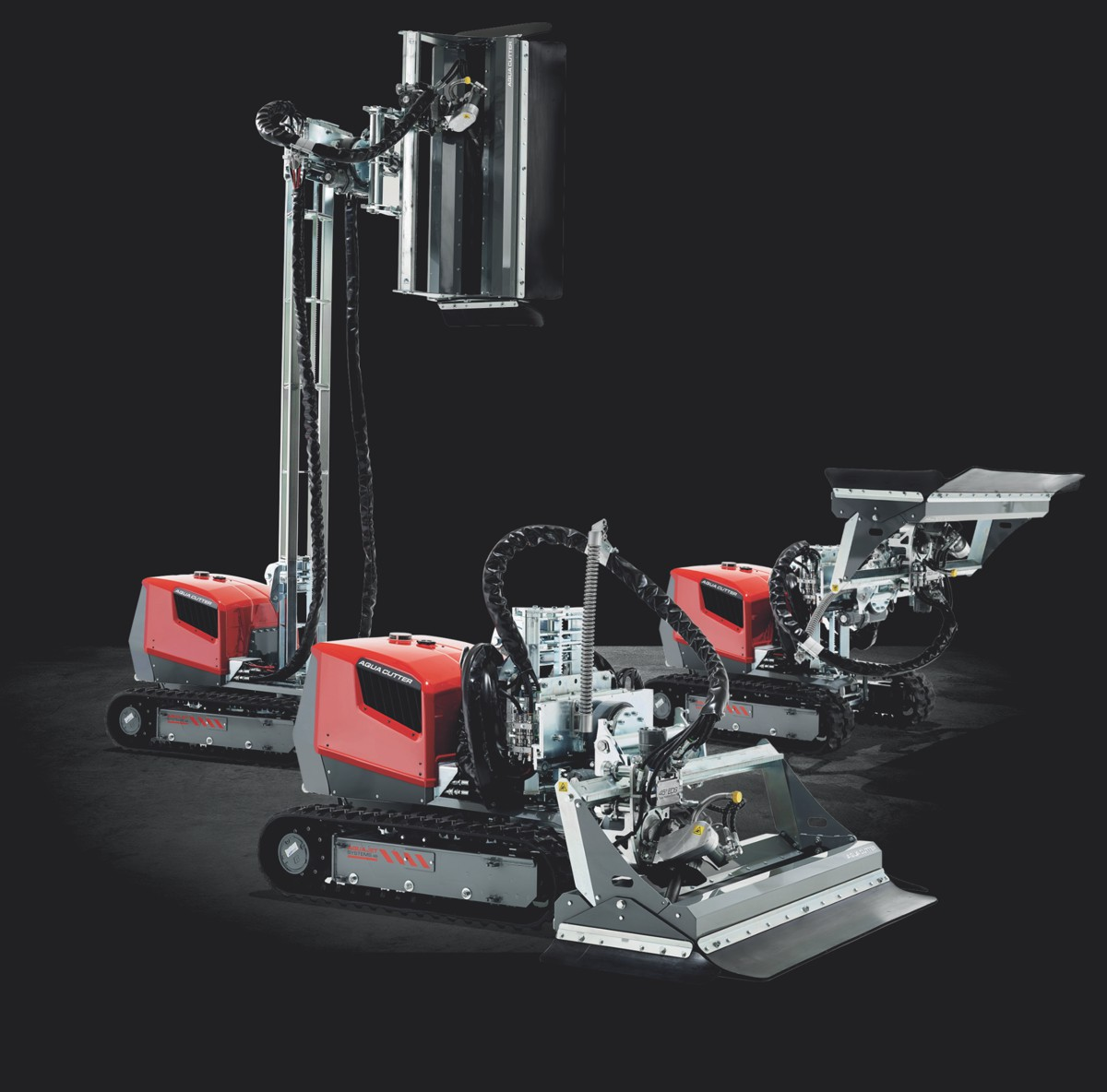 Brokk remote-controlled demolition machines buys Aquajet Systems