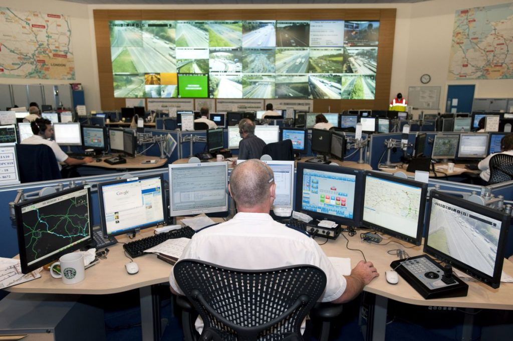 Highways England Regional Control Centre
